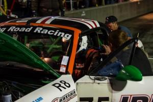 Nighttime is where endurance racing tests drivers.